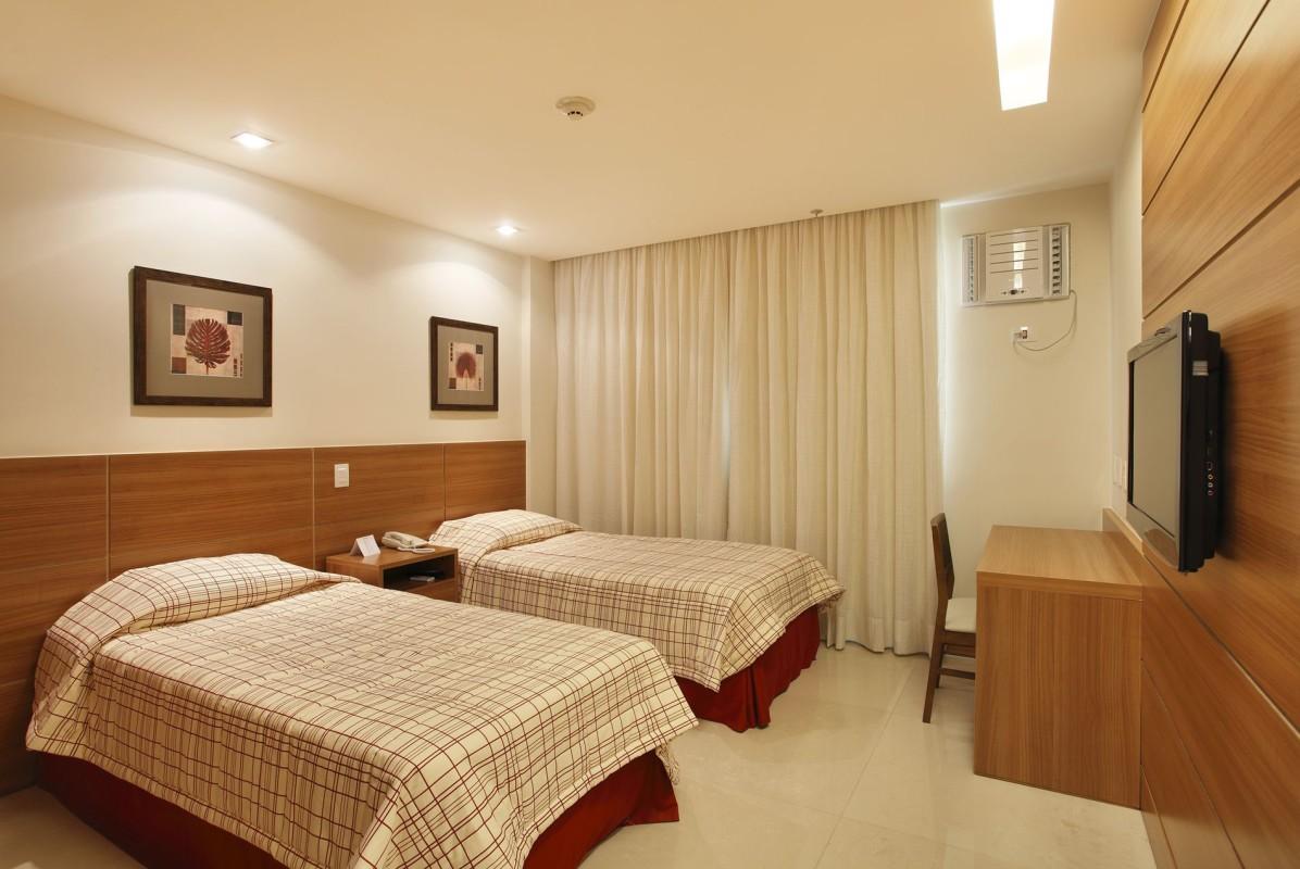 Decoração de Interiores - Projeto de Hotelaria - Hotel Granada