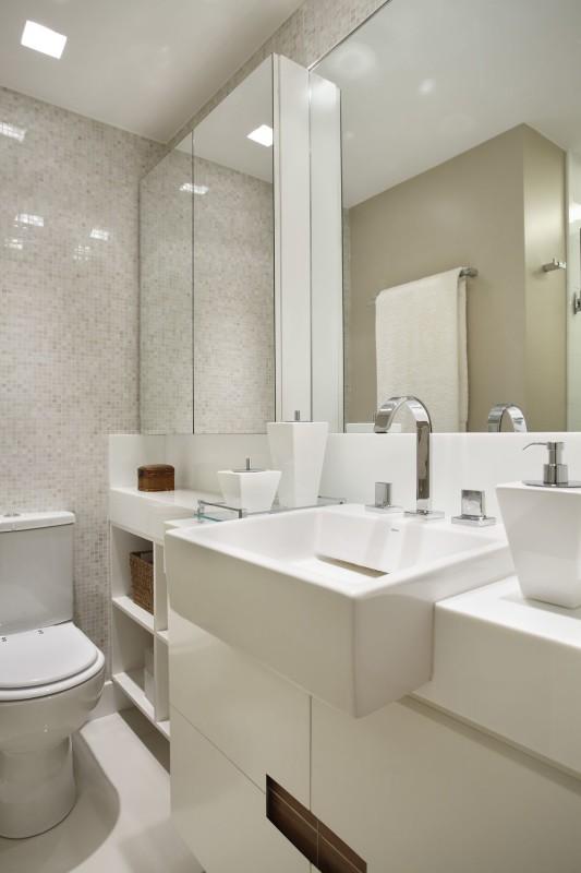 Projeto Residencial para Banheiros de Casal