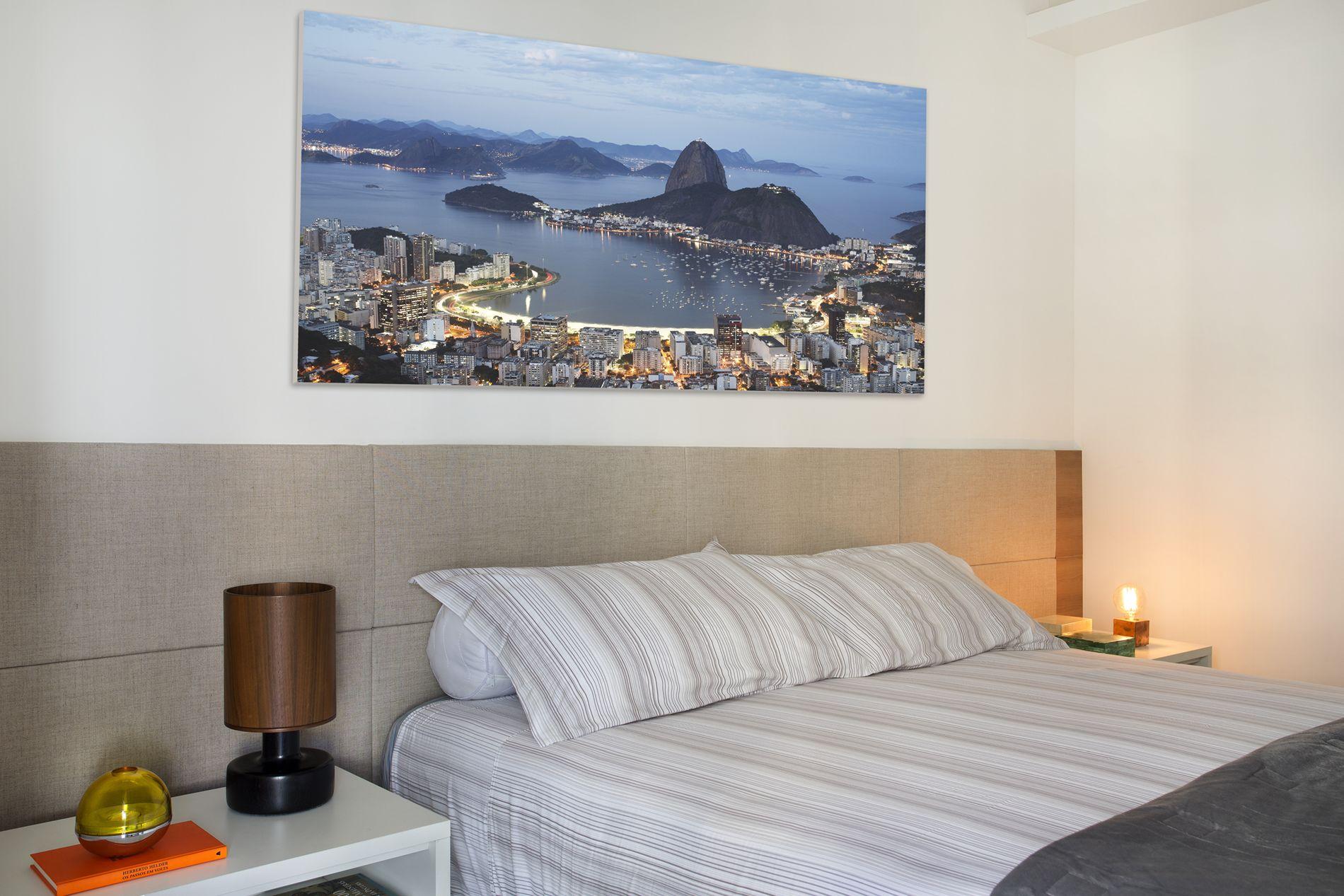 Projeto de Decoração de Apartamento em Copacabana, Rio de Janeiro