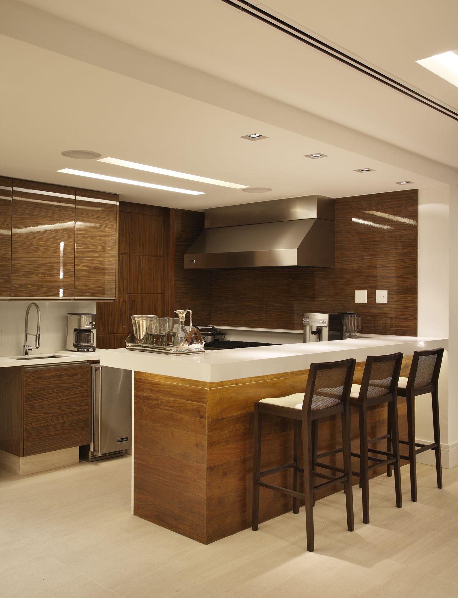 Projeto de Decoração de Interiores Apartamento no Leblon Rio de  #9B7030 1457 1900