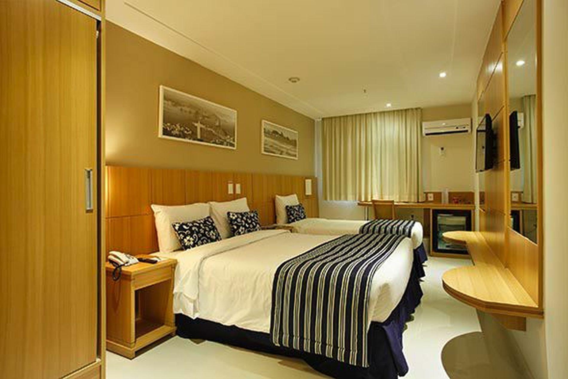 Projeto de Hotelaria - Arquitetura de Quarto de Casal