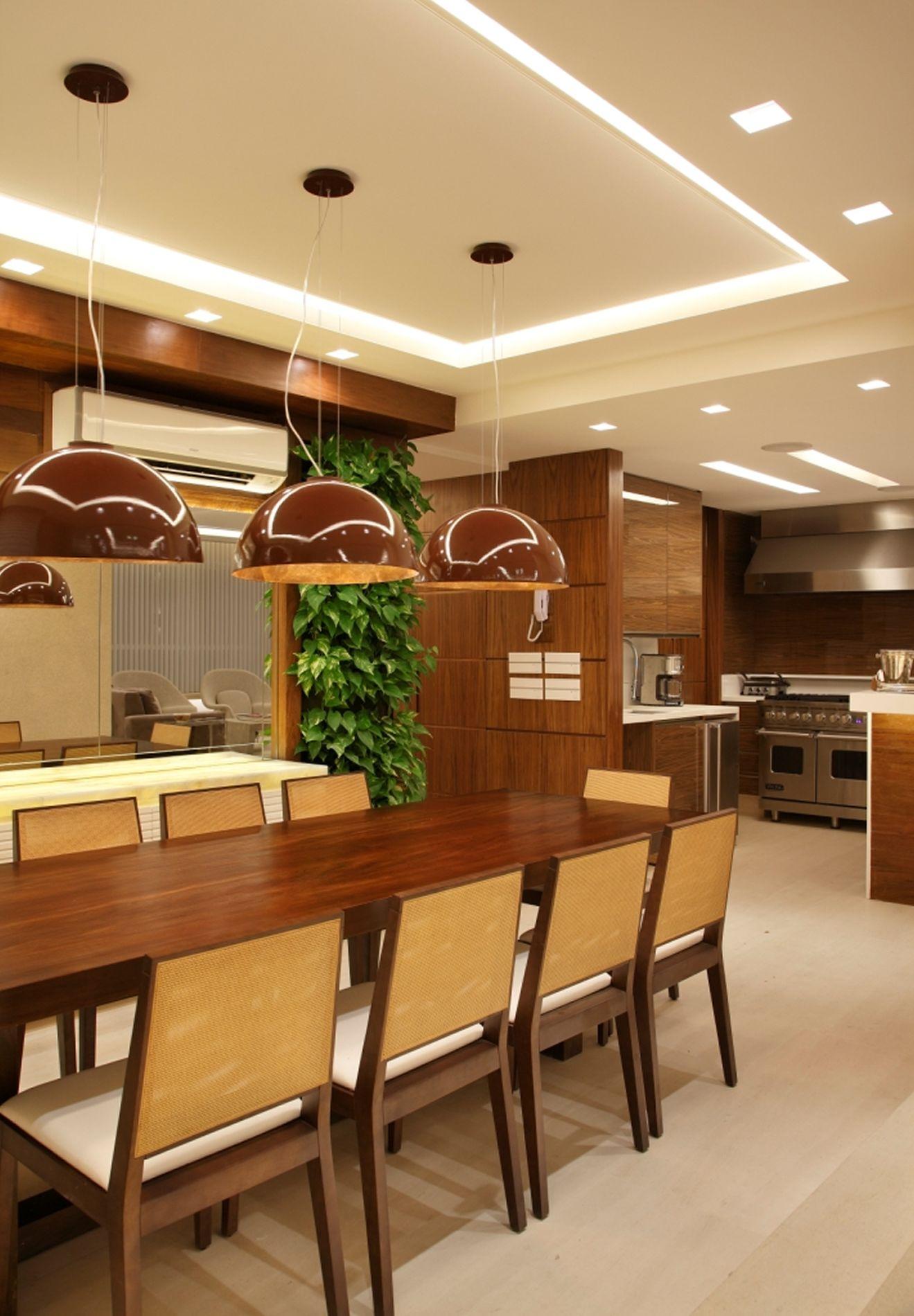 Projeto de Decoração de Interiores Apartamento no Leblon Rio de  #38210B 1319 1900