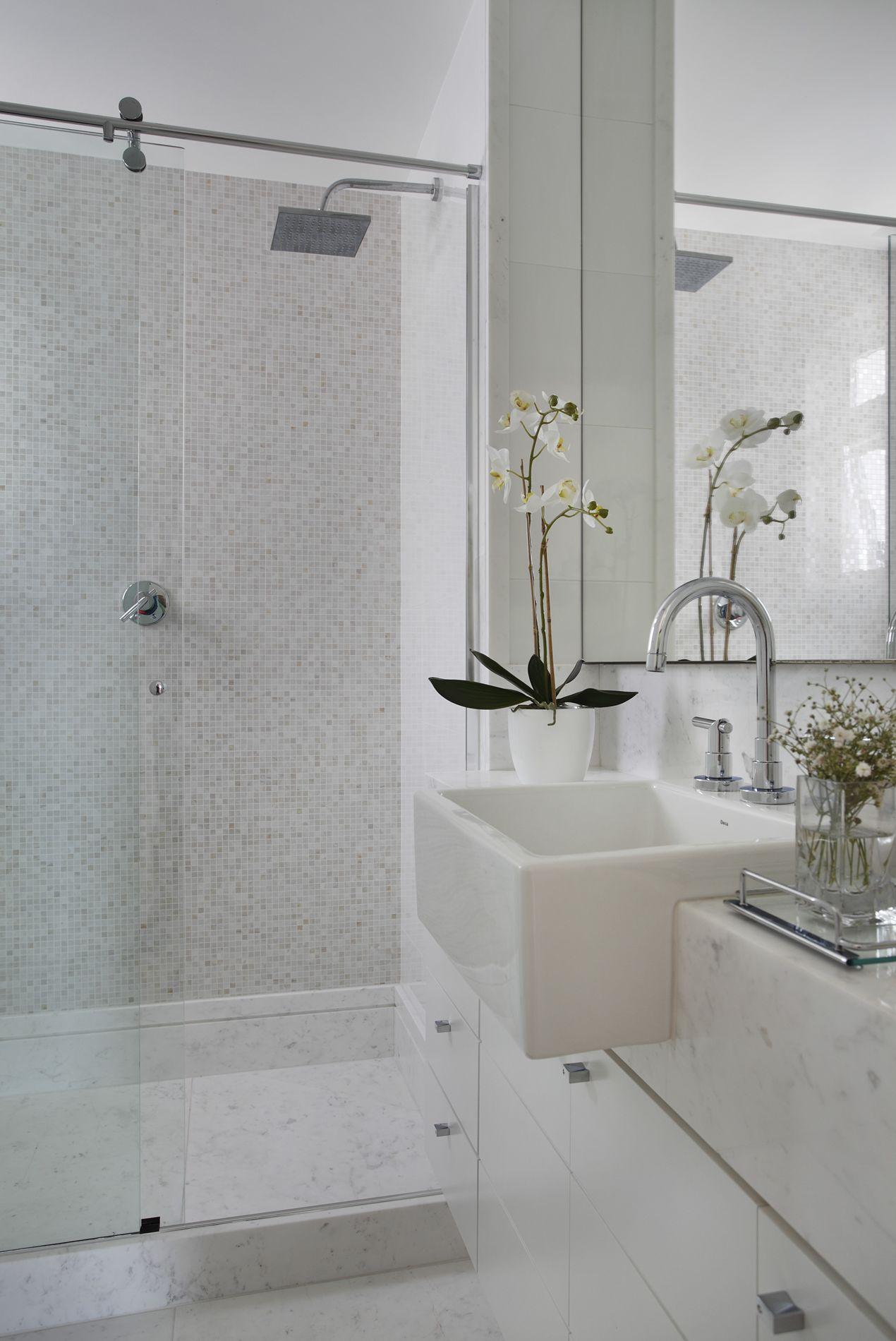Banheiros  Bianca da Hora  Arquitetura e Interiores -> Arquitetura De Banheiro Com Banheira