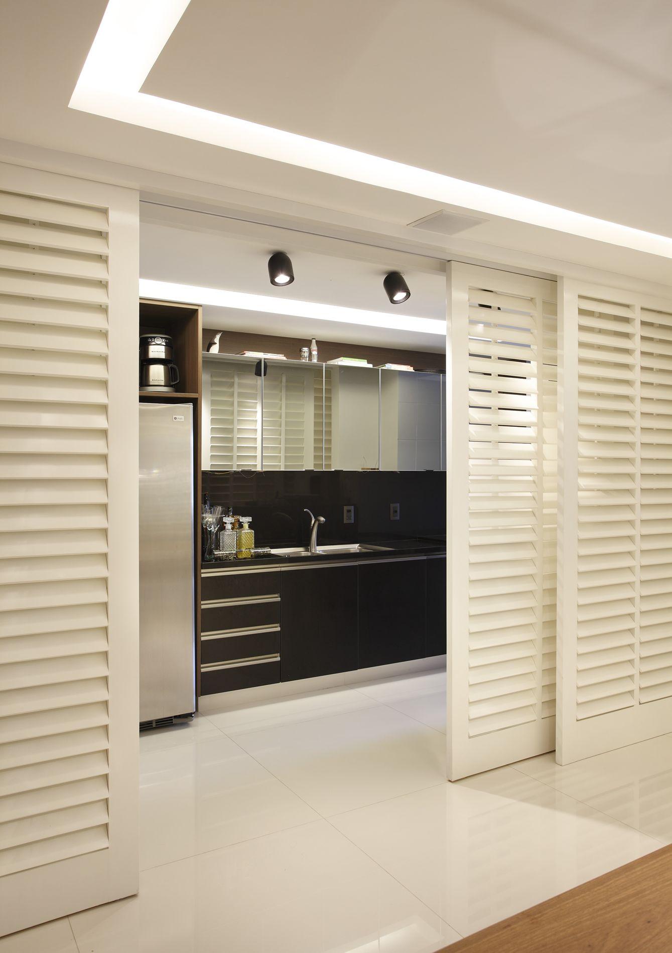 Projeto de Arquitetura para Cozinhas Pequenas de Apartamento #896742 1339 1900