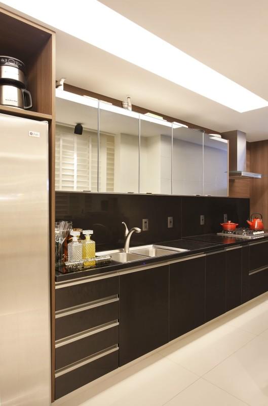Projeto de Arquitetura para Cozinhas Pequenas de Apartamento Rj