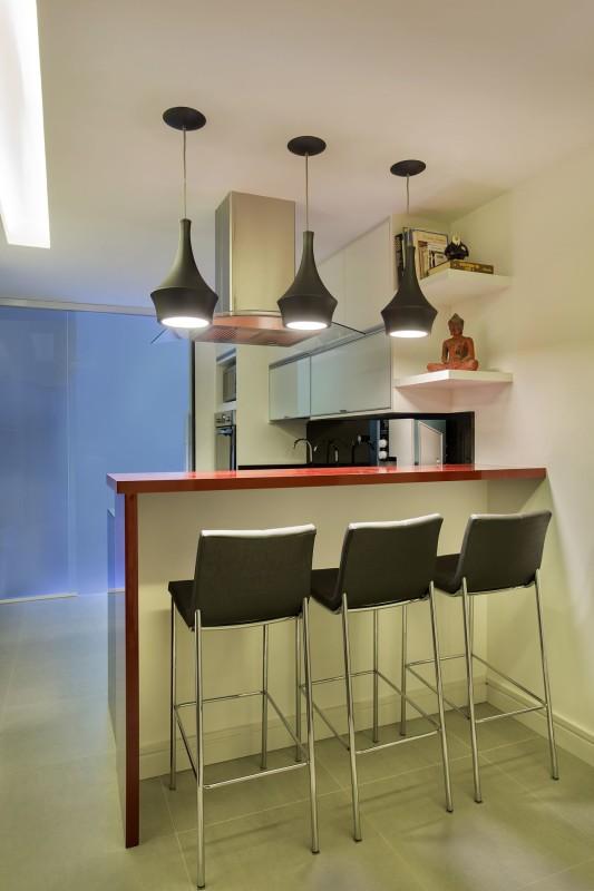 Projeto de Cozinha - Arquitetura de Interiores