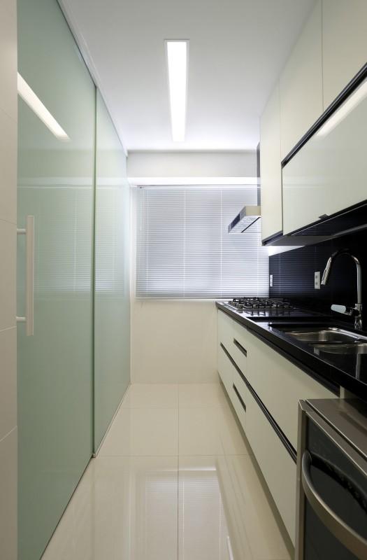 Projeto de Interiores - Apartamento em Laranjeiras Rj