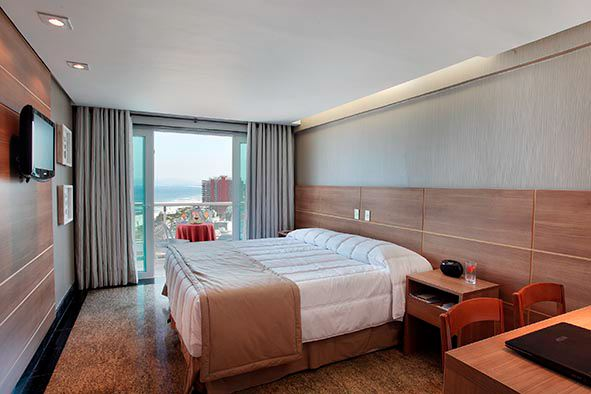 Projeto de Arquitetura para Hotel Royalty Barra