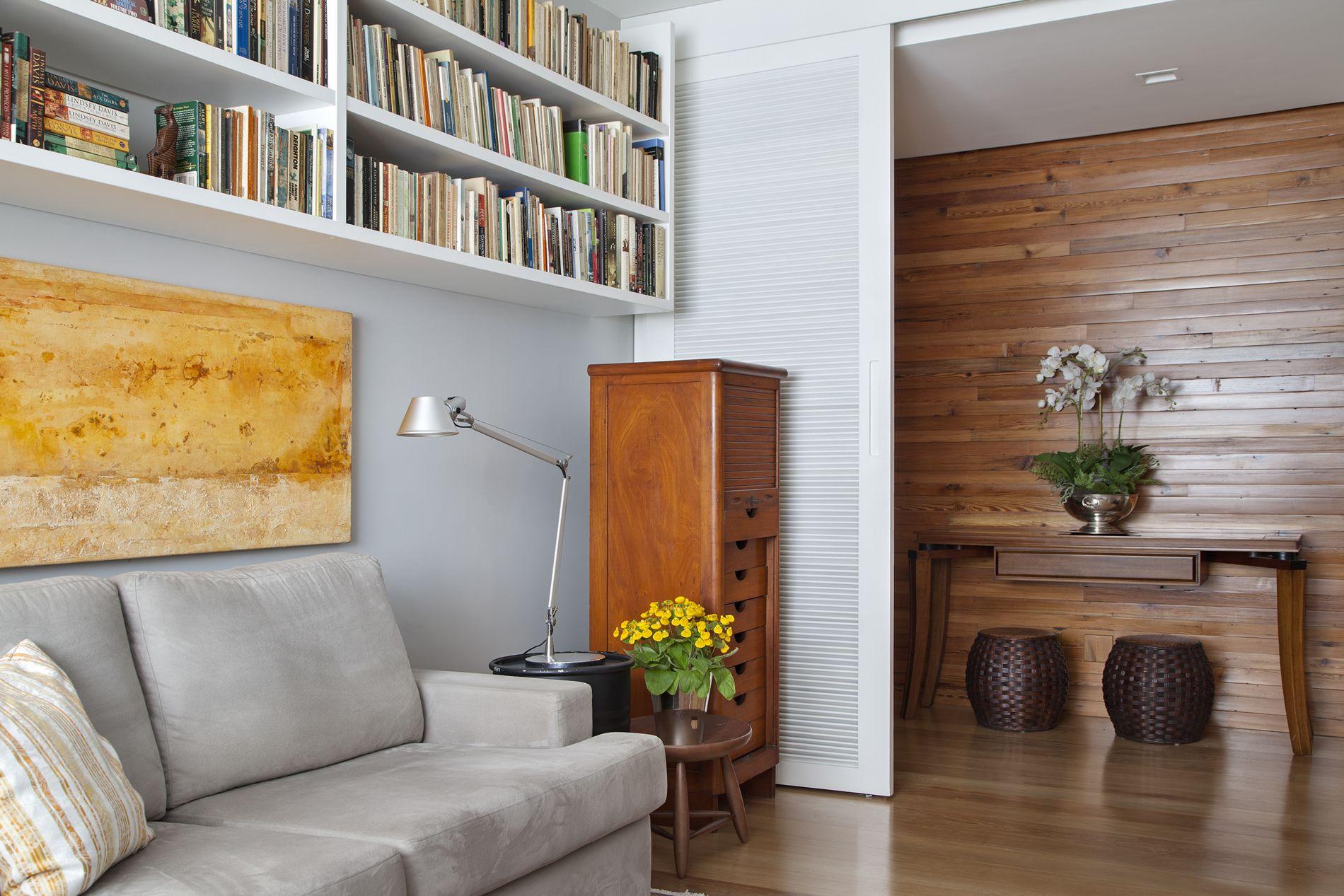 Projeto de Arquitetura para Sala de Apartamento