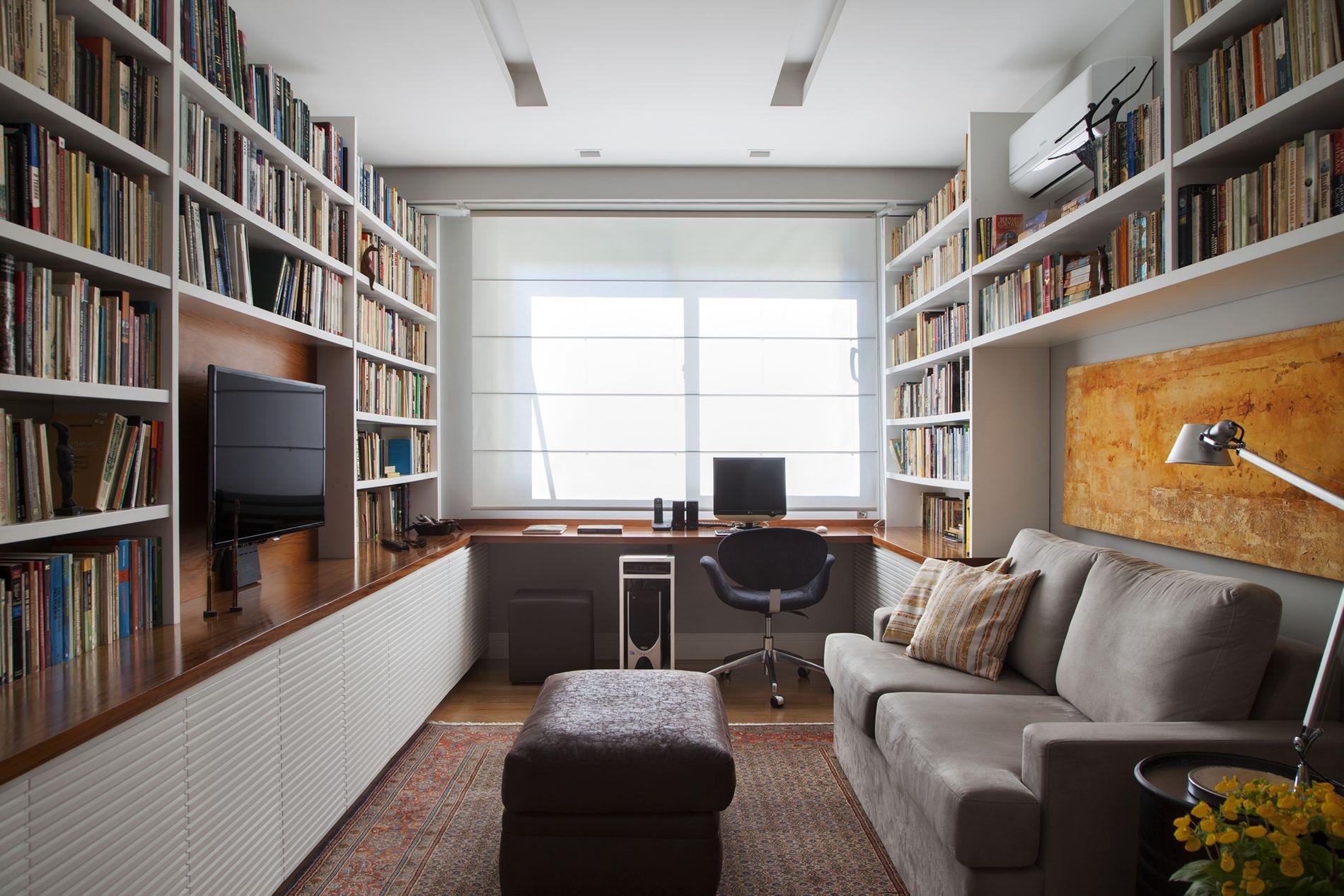 Projeto de Arquitetura para Home Office