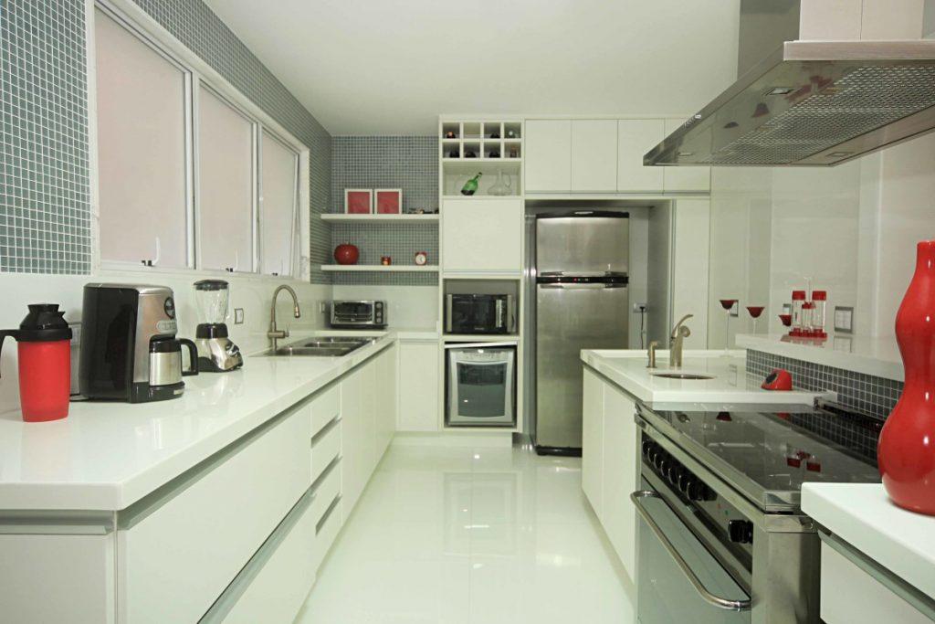 Projeto Residencial em Cozinha de Apartamento Rj
