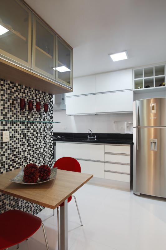 Projeto Residencial em Cozinhas de Apartamentos no Rj