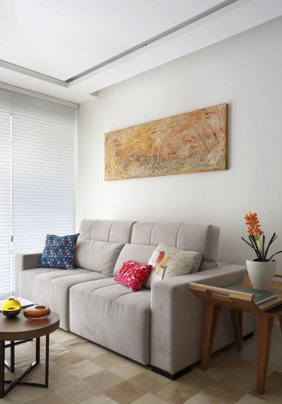 Projeto Arquitetura para Interiores de Apartamento em Laranjeiras Rj