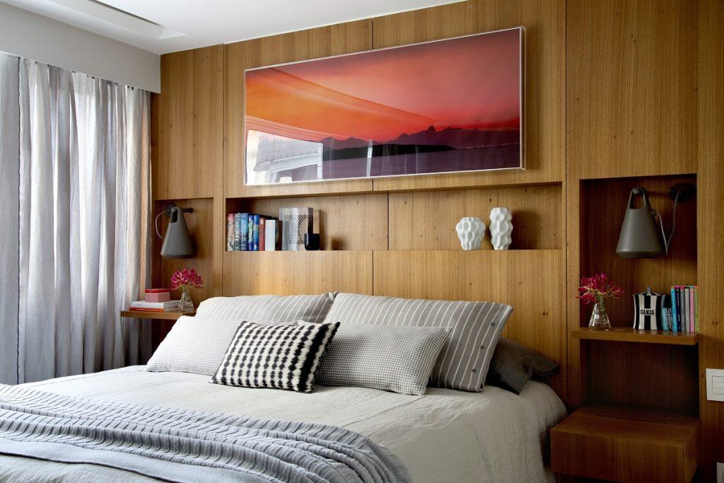 Projeto de Arquitetura de Interiores em Apartamento no Leblon