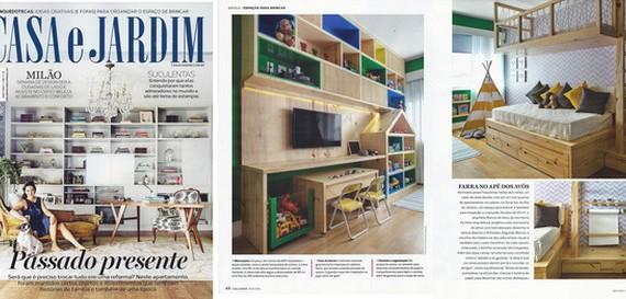 Revista Casa e Jardim - Bianca da Hora Arquitetura