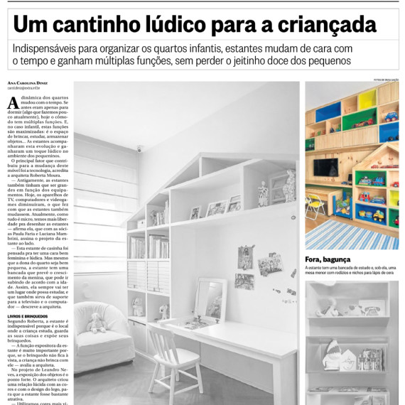 Arquiteta Bianca da Hora no Morar Mais 2016
