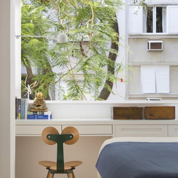 Bianca da Hora Projeto de arquitetura para apartamento NS em Ipanema