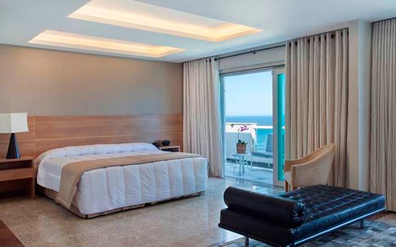 Hotel Royalty Rj Arquitetura Comercial em Quartos de Hotel