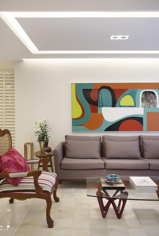 Projeto Residencial - Apartamento em Botafogo