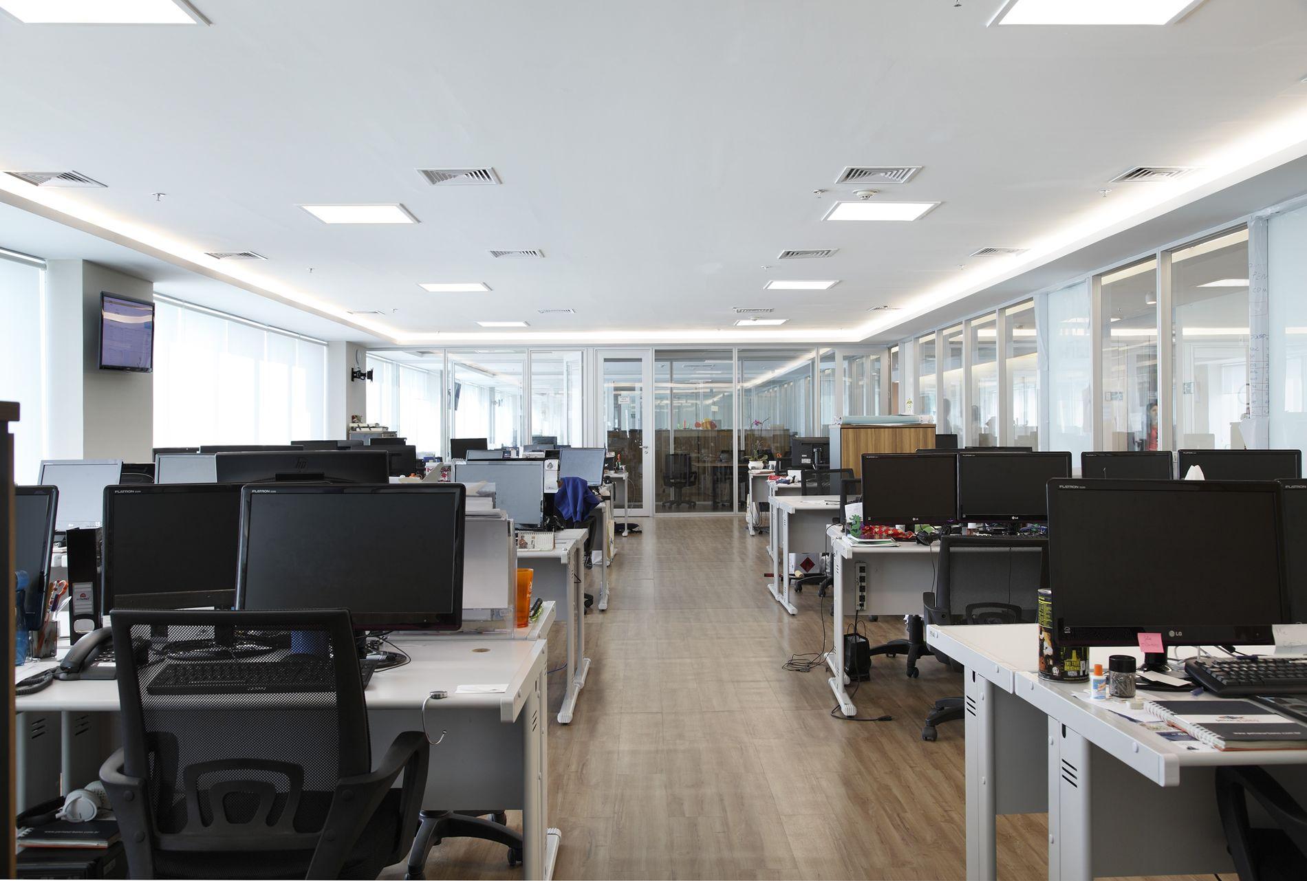Projeto de Arquitetura para Escritórios