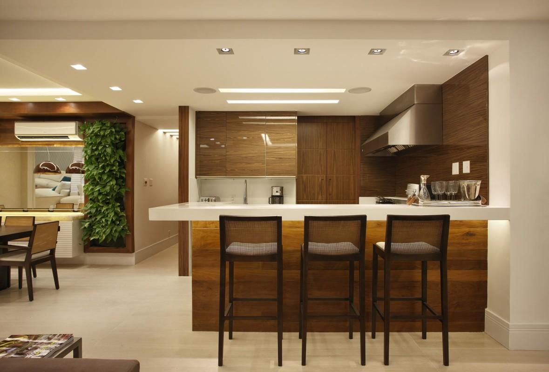 Projeto de Arquitetura para Cozinha Americana