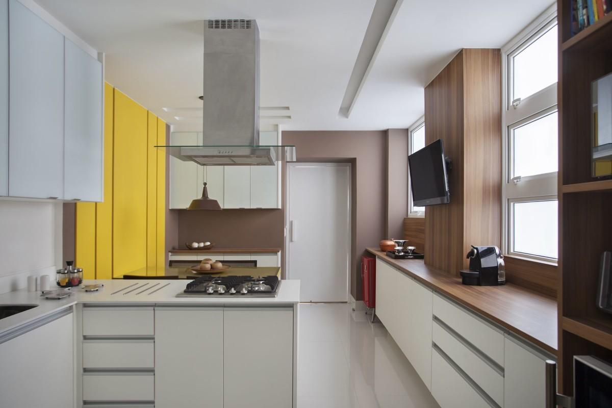 Projeto de Arquitetura de Interiores - Apartamento na Av. Rui Barbosa, Flamengo, RJ