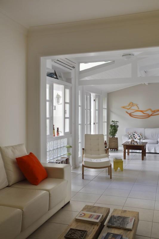 Projeto de Decoração de Sala Residencial Apartamento