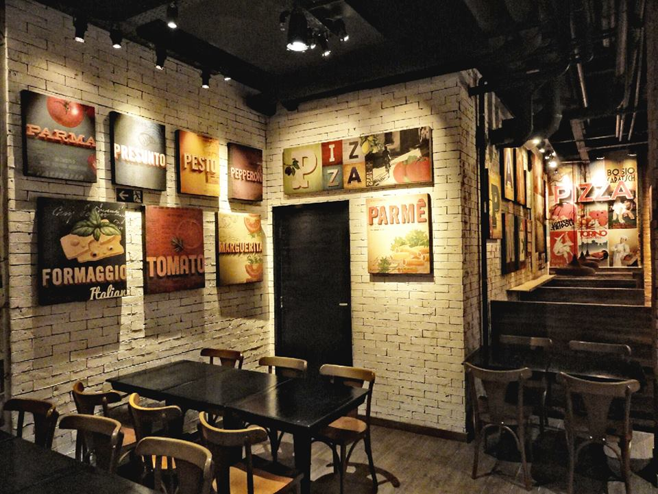 Projeto de Arquitetura para Restaurante Parmê