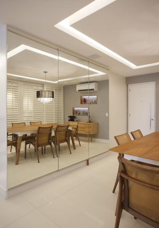 Projeto de Arquitetura Decoração para Apartamento em Botafogo RJ
