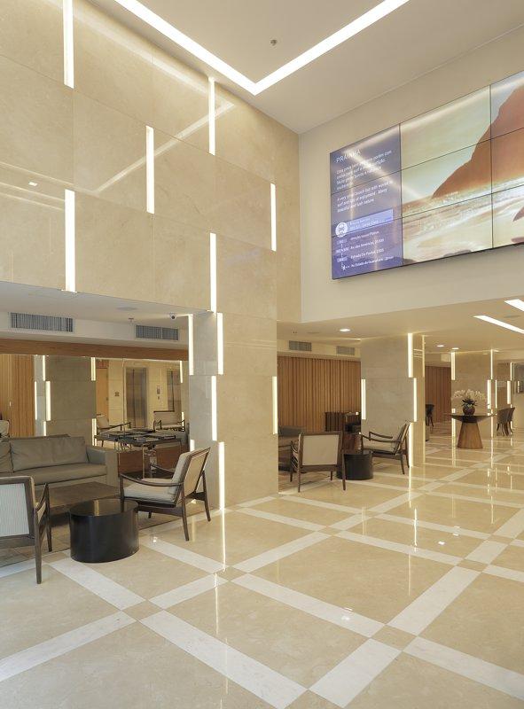 Bianca da Hora Arquitetura Hotel America Copacabana