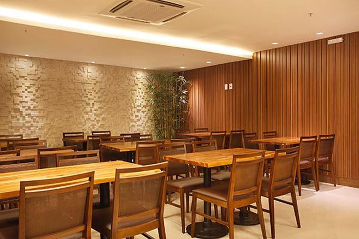 Projeto de Hotelaria - Arquitetura de Restaurante