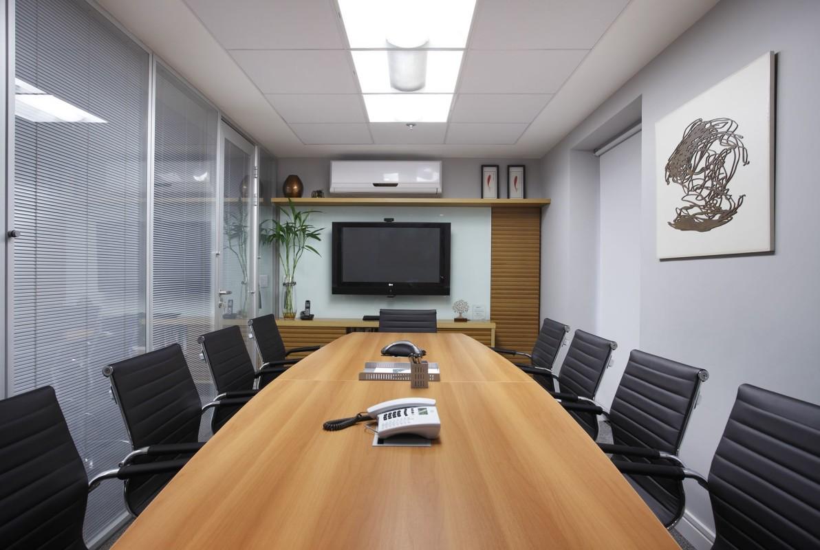 Projeto Arquitetura para Salas de Reunião de Empresas Rj