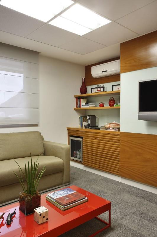 Arquitetura para Salas de Empresas