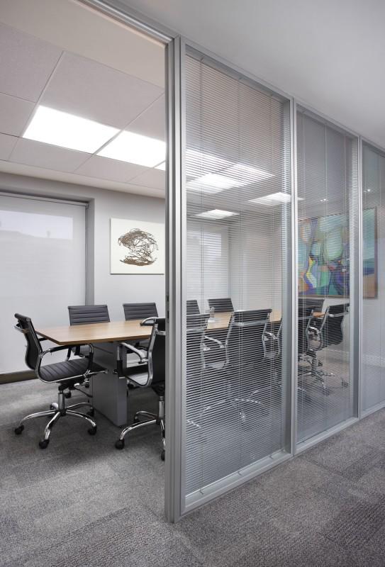 Arquitetura Corporatva para Salas de Empresas