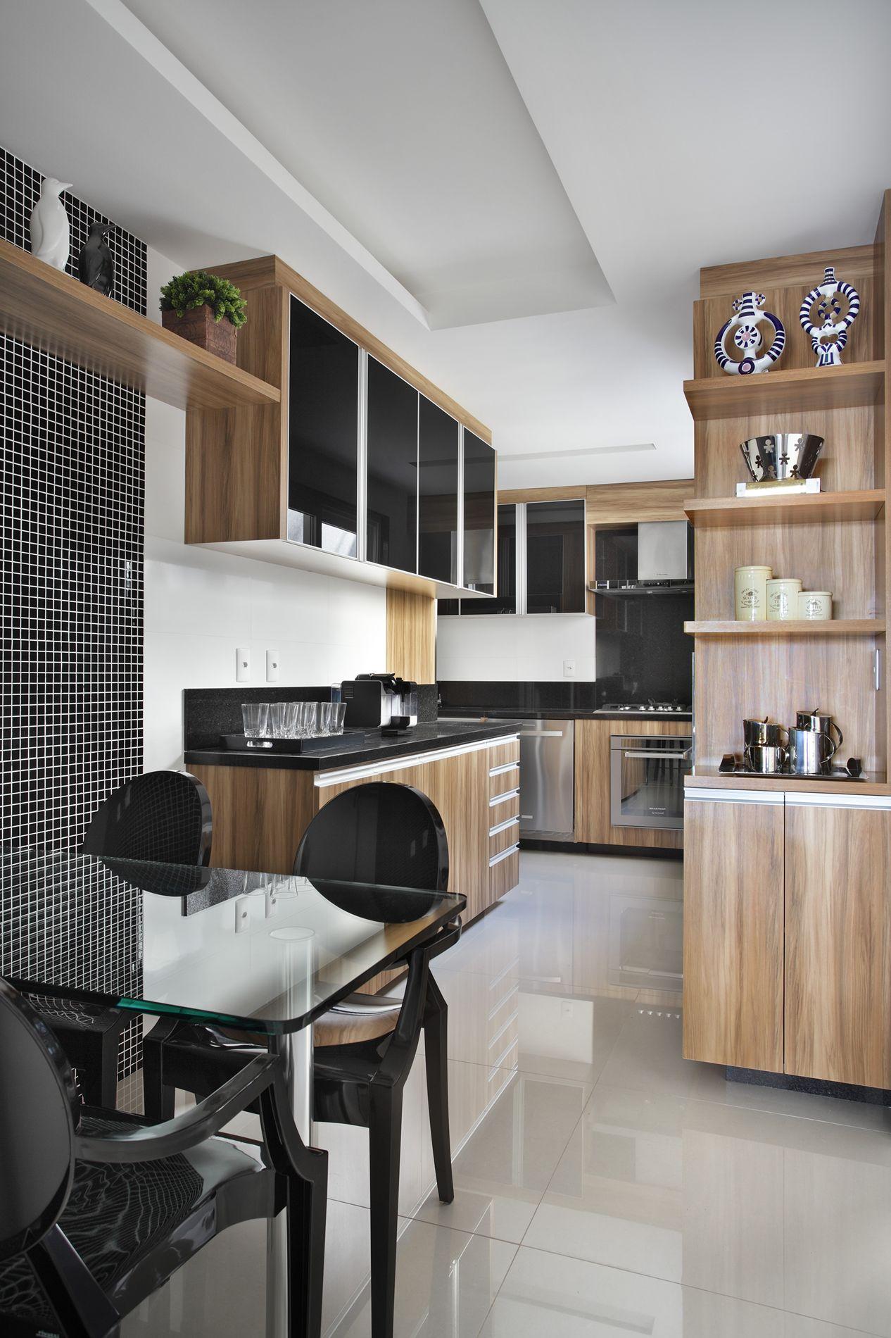 Decoração de Apartamento - Projeto Residencial Apartamento Oswaldo Cruz, Flamengo, Rio de Janeiro