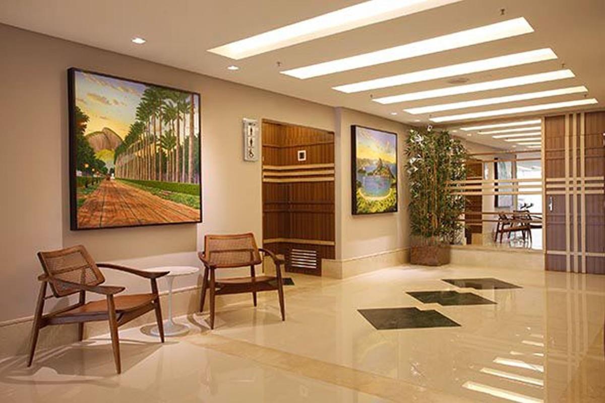 Projeto de Hotelaria - Arquitetura de Recepção