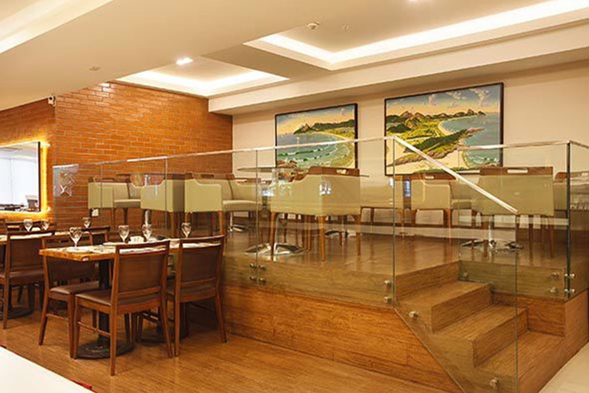 Projeto de Hotelaria - Arquitetura de Restaurantes