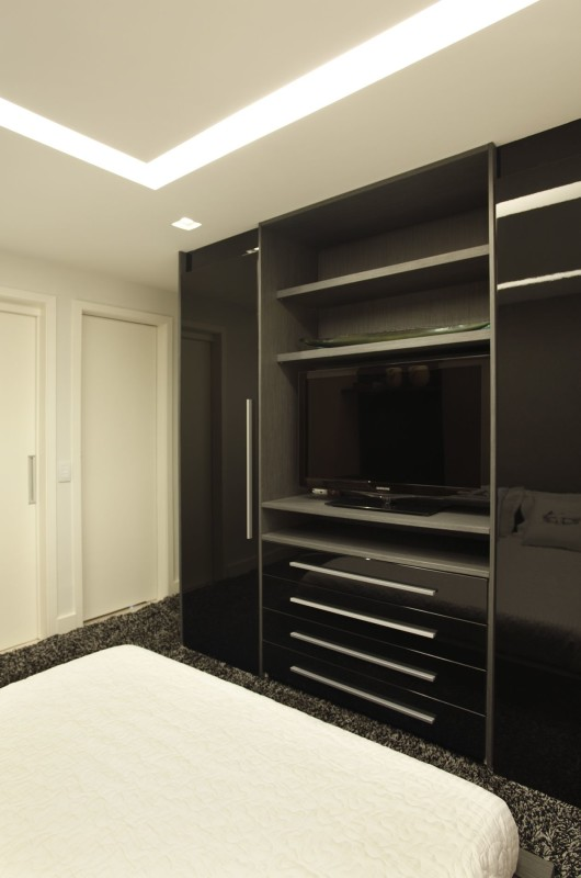 Projeto de Decoração de Interiores em Quartos - Apartamento em Ipanema