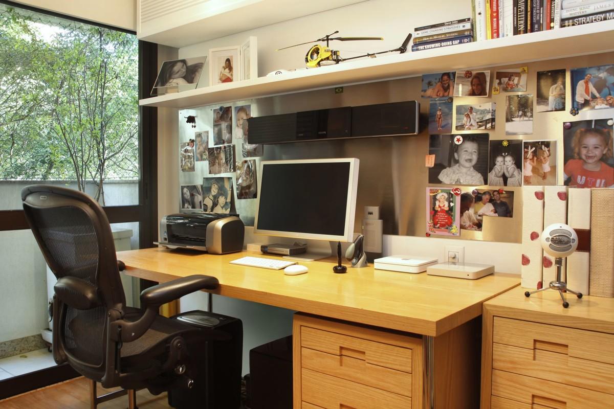 Escritório em Casa Projeto de Arquitetura Rj