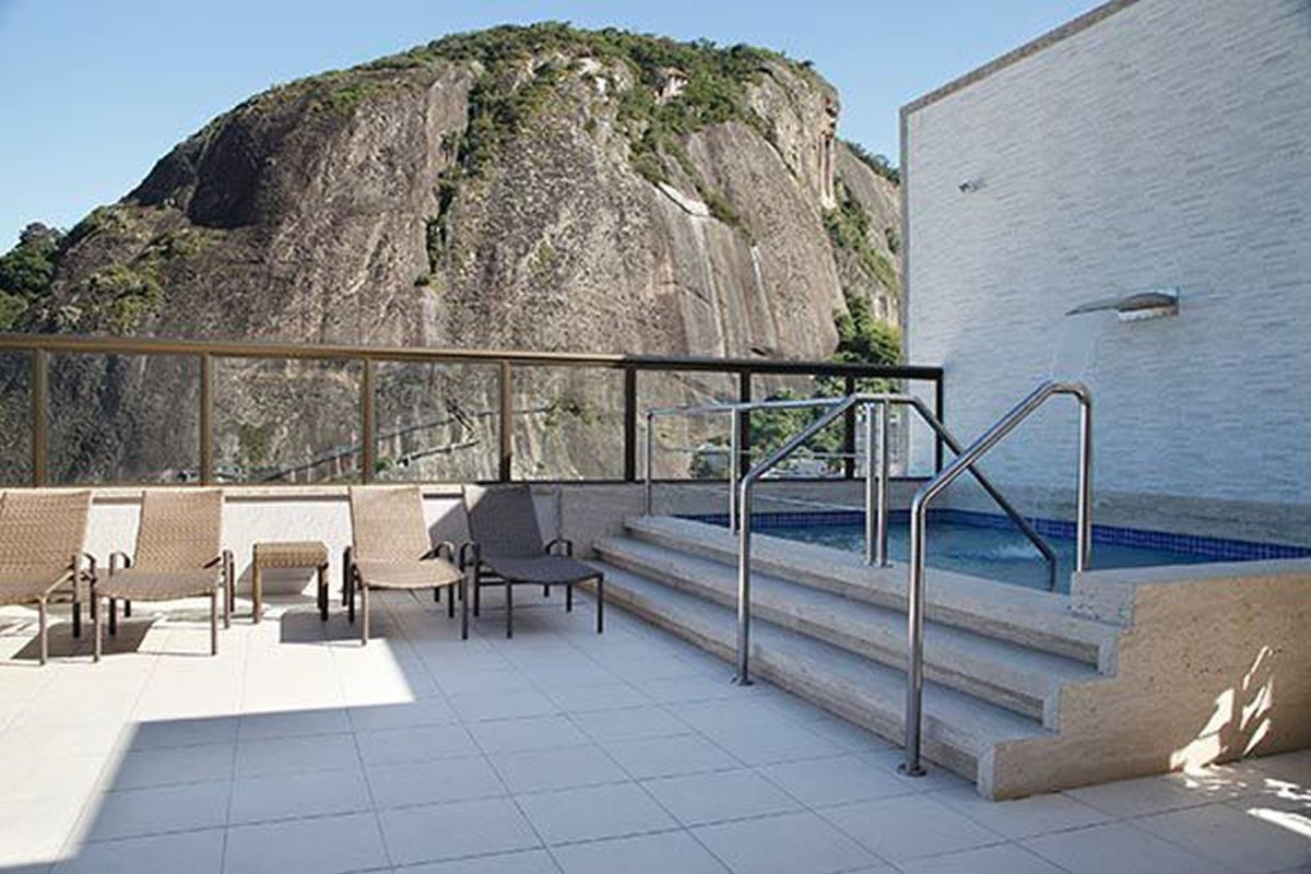 Projeto de Hotelaria - Arquitetura de Terraço