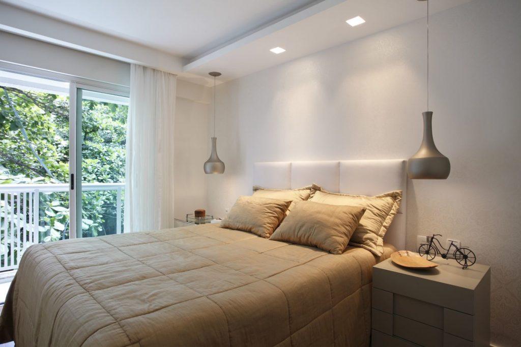 Projeto de Arquitetura para Quartos de Casal de Apartamento Rj