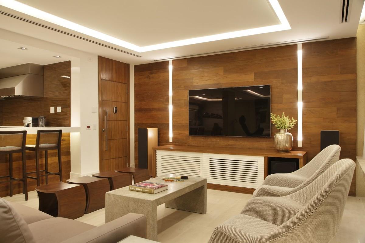 Projeto de Decoração de Interiores - Apartamento no Leblon, Rio de Janeiro