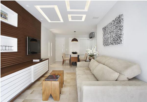 Decoração para Sala Pequena em Apartamentos Rj