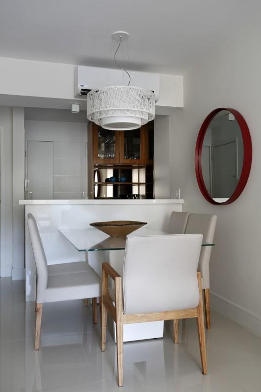 Projeto de Arquitetura e Decoração para Salas de Jantar em Apartamentos Rj