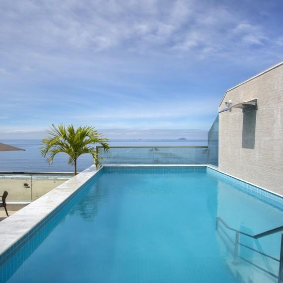 Projeto Hotel Atlântico Praia