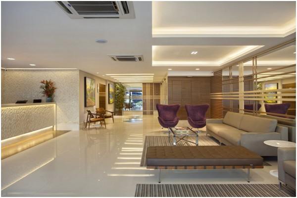 A importância de hotéis bem decorados