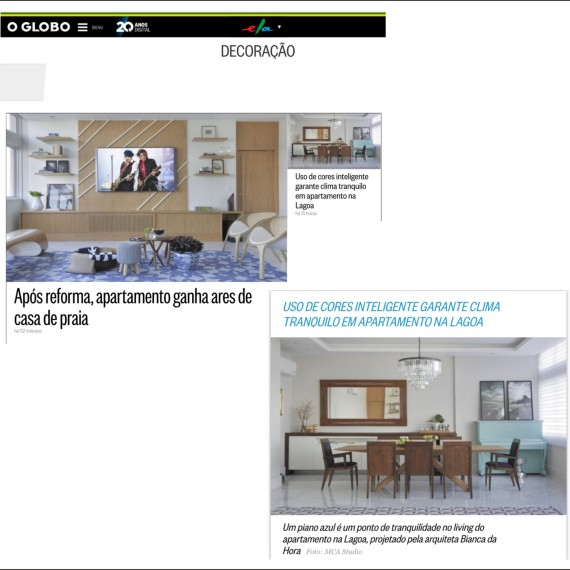 Arquiteta Bianca Da Hora no ELA Digital
